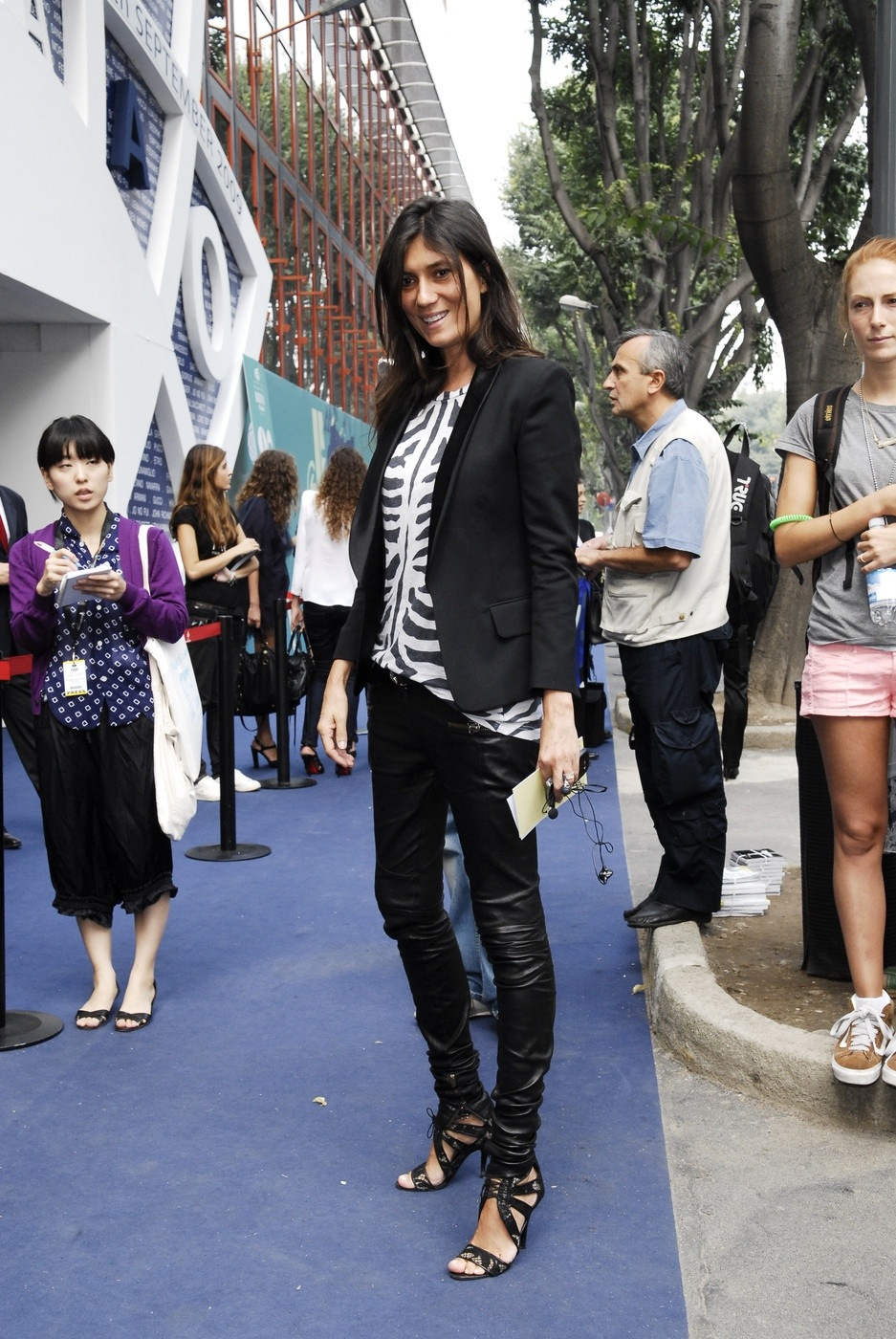 Emmanuelle Alt: I Just Adore Her Style (Part 1)