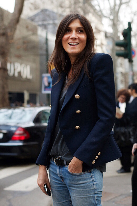 Emmanuelle Alt: I Just Adore Her Style (Part 2)