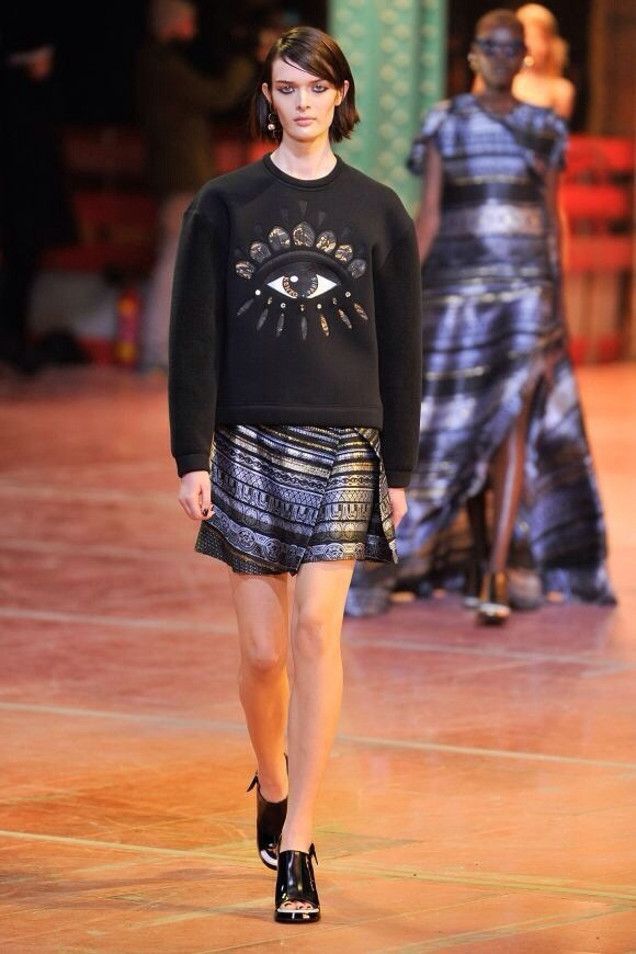 Kenzo: From Runway to Road