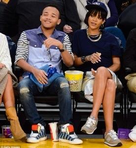 Rihanna + Sport Luxe