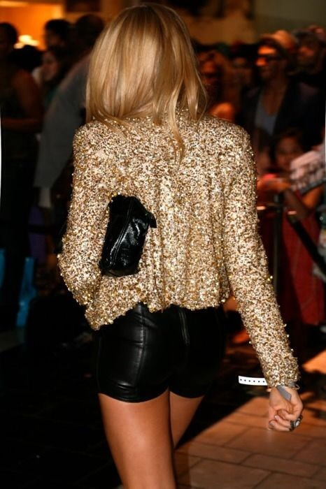 Outfit Inspiration: NYE