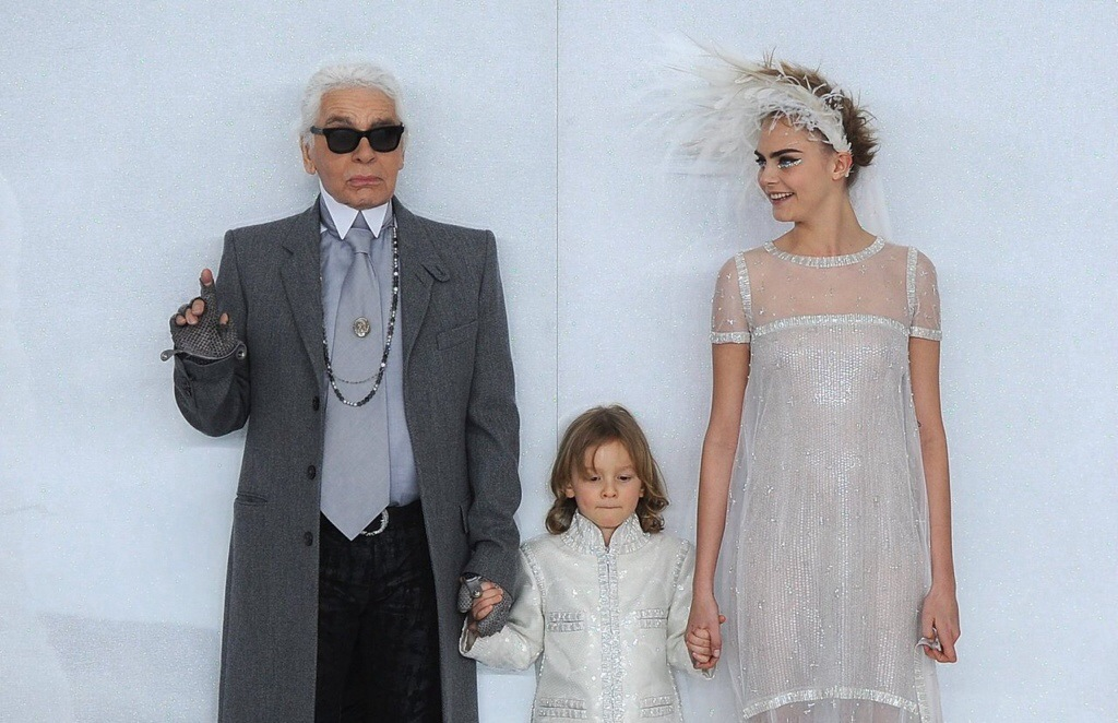 Cara, Karl and Kid