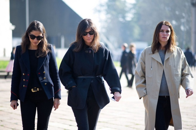 What Has Emmanuelle Alt Been Wearing?