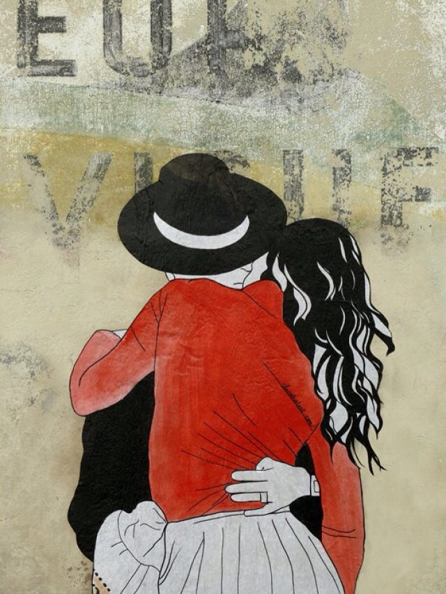 StreetArt Love Stories – Unknown Artist