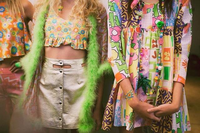 BACKSTAGE – New York Fashion Week SS15